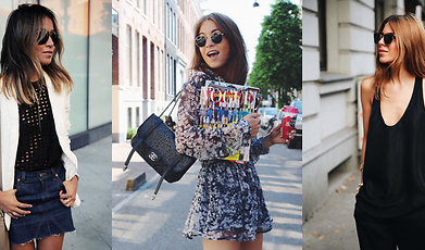 Fashion, Mode, Sommar, inspiration, Outfit, Bloggare