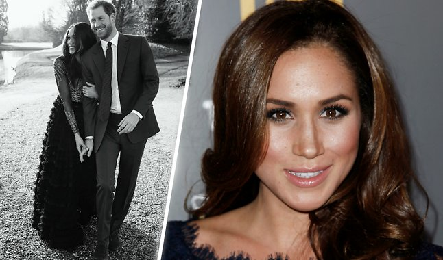 Meghan Markle, Prins Harry, FN