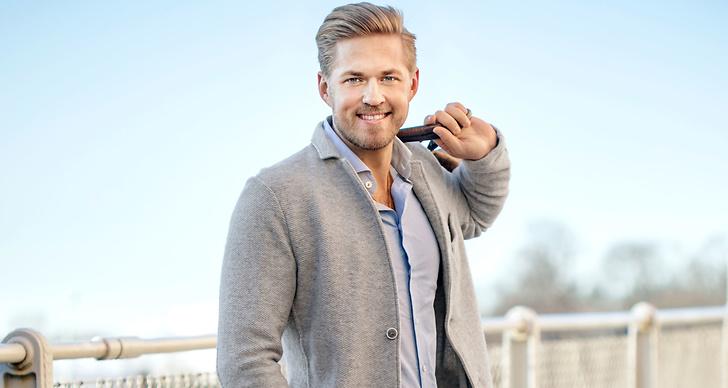 Simon Glimhed är årets första Bachelor 2020.