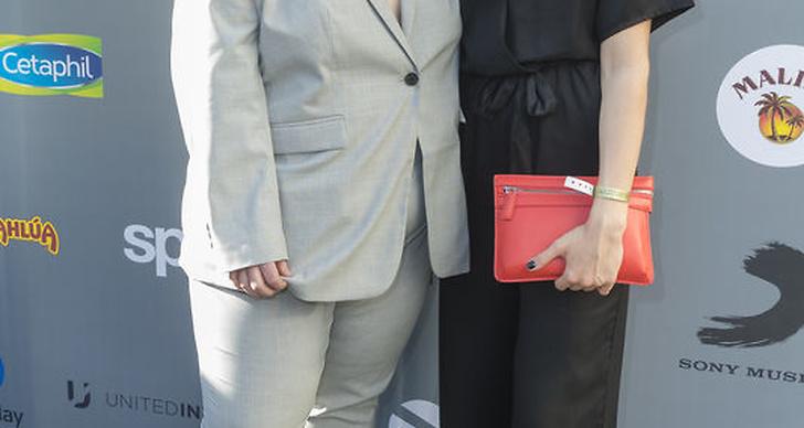 Johanna Nordström och Emma Borg