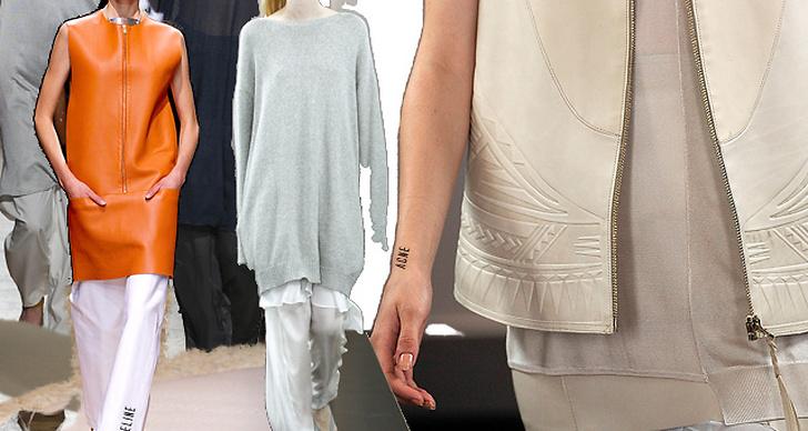 Trend: Klänning på byxa.
