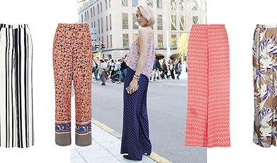 Trend, Mode, Shopping, inspiration, Byxor