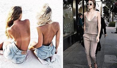 Gigi Hadid, Trend, BH, Behå