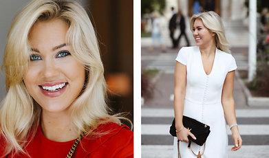 Isabella Blondinbella Löwengrip