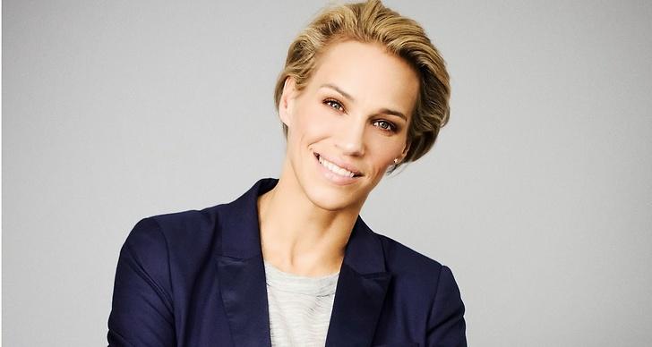 Emma Wiklund, grundaren av sitt hudvårdmärke Emma S