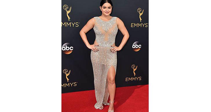 Ariel Winters klänning väckte en hel del uppmärksamhet från galan – så snygg!