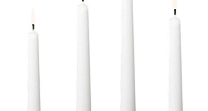 Klassisk ljusstake i gjutjärn från Iittala.