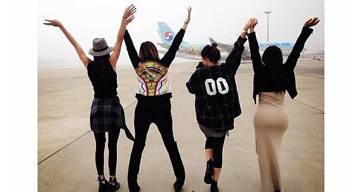10. Av de 10 användare på Instagram med flest följare tillhör fyra familjen Kardashian: Kim, Kendall, Kylie och Khloe.
