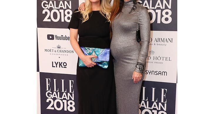 Ann Söderlund och Sanna Lundell