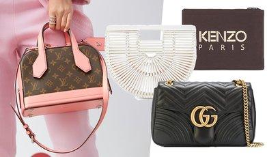 Väskor, Designer, Gucci