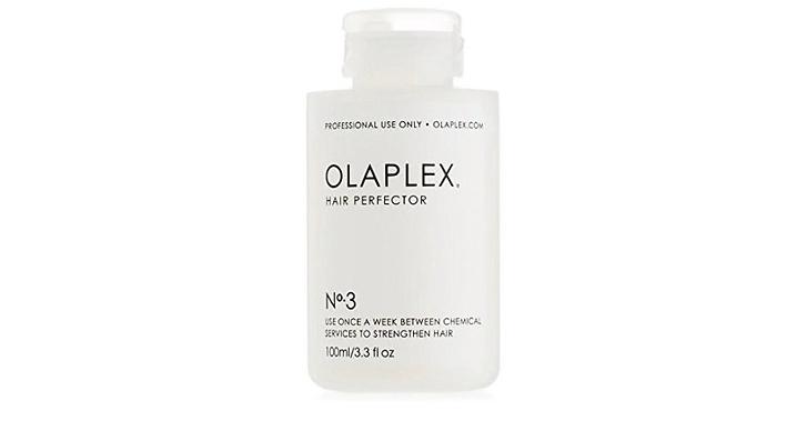 Hemmabehandling som stärker håret från Olaplex, för din närmsta återförsäljare se Olaplex.se.