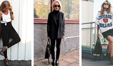 Mode, Outfit, Sverige, Bloggare, Angelica Blick