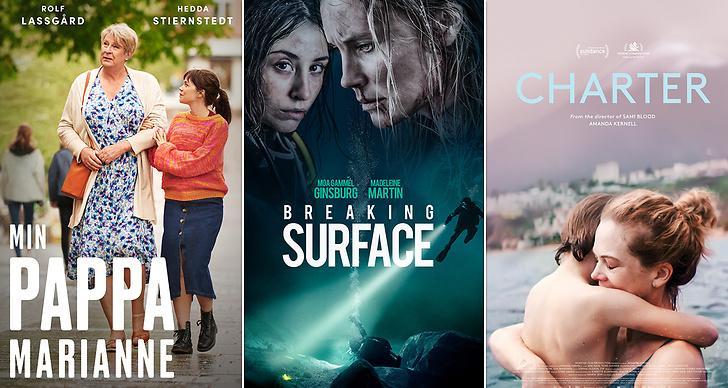SVT Play film– här är alla nya filmer sommaren 2021