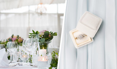 Fest, Bröllop