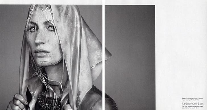 Månadens Musa - Vogue Italia