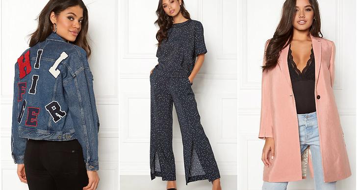 Fyll upp garderoben med lite nytt – märkessaker på rea