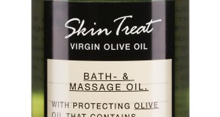 Virgin Olive Oil, Bath- & Massage Oil, 100 ml, 89 kronor