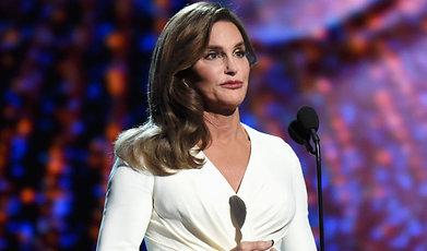 Caitlyn Jenner, Angelina Jolie, Förebild, inspiration